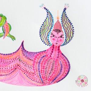 Shahmaran Candy Pink